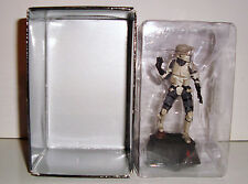 FIGURINE EN PLOMB STAR WARS JEU D'ECHEC PLOMB - SCOOT TROOPER (8x5cm)