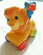 Fisher Price Mufasa Amazing Animals Disney Rollin Tunes from Lion King 3+