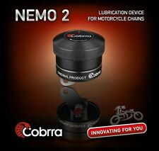 Cobrra Nemo 2 Motorbike & Quad Chain Oiler Kit Universal 2017 UK Stock (NEW)