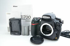 Nikon D700 12.1 MP Digital SLR Camera Body Only from Japan Excellent+++ #1342