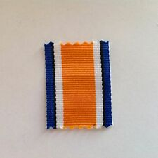 British War Medal Ribbon - 1 x Meter ** CLEARANCE ** | WWI | ARMY