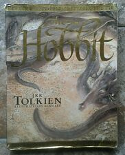 The Hobbit by JRR Tolkien Softback Edition Harper Collins