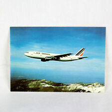 Air France - Airbus A300 - Aircraft Postcard - Top Quality