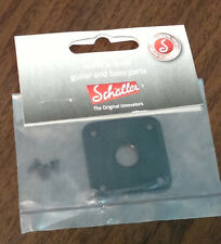 Schaller Black Jack Plate for Gibson Les Paul® Made in Germany HS1159