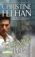 A Leopard Novel: Burning Wild 3 by Christine Feehan (2009, Paperback)