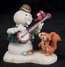 1999 Enesco Figurine Holly Jolly Christmas Rudolph Island of Misfit Toys 557560