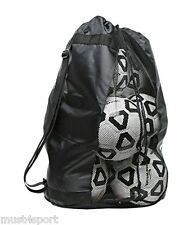 Football Netball Rugby 8 Ball Carry Sack Holdall Bag with Free P&P
