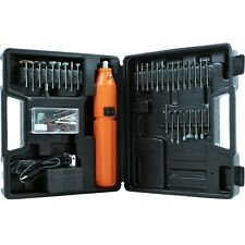 60 pc 3.6V Cordless Rotary Tool Set by Trademark Tools