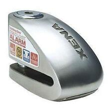 Xena - XX10-SS - XX10 Alarm Disc Lock, Stainless Steel