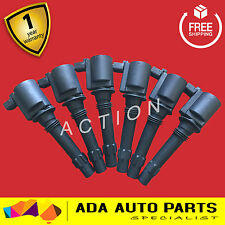 Ford Falcon BA BF Territory 6cyl Ignition Coil 6 Pack OE Quality