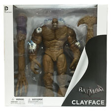 "DC COMICS BATMAN ARKHAM CITY CLAYFACE DELUXE 13"" ACTION FIGURE"