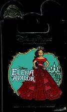 Elena of Avalor Glitter Dress Princess Disney Channel Disney Pin 116440