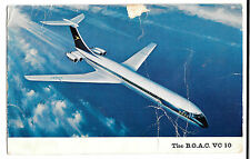 Boac VC10, Unposted, Unposted, Built by BAC, Rolls Royce Conway Engines