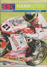 2008 HANSPREE FIM WORLD SUPERBIKE CHAMPIONSHIP - Season Review (2xDVD SET 2008)
