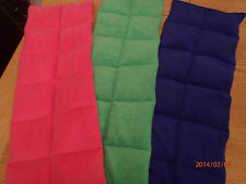 4lb WEIGHTED THERAPY WRAP/ LAP PAD/ BLANKET, Autism, Aspergers, ADHD, Sensory