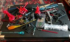 STAR WARS Big Lot of Weapons for Action Figures  Hasbro!