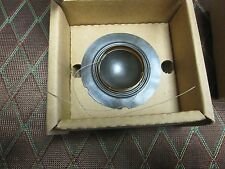 ELECTRO VOICE 89753A TWEETER DIAPHRAGM KIT -- NEW OLD STOCK