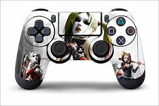 Harley Quinn PS4 Controller Skin set of 2
