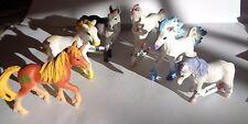 6 x Schleich Pferde,Fohlen,Einhorn* Sonderedition *Bayala* Neu und unbespielt(1)