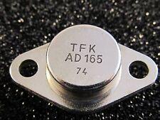 4 pcs ad165 tfk germanium NPN NF transistor 1a 25v-ae11/4263