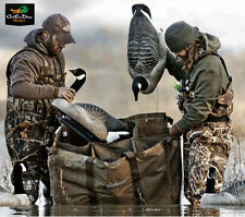 RIG'EM RIGHT WATERFOWL 6 SLOT FLOATER FLOATING GOOSE DECOY BAG KHAKI