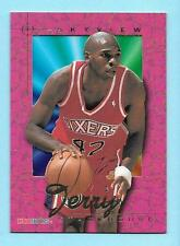 1995-96 Hoops Skyview Jerry Stackhouse Sixers