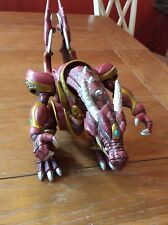 1998 Bandai Mystic Knight Of Tir Na Nog PYRE Fire Dragon Of Dare Figure