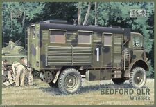 IBG 35017 Bedford QLR Wireless Truck 1/35 model kit combined purchase