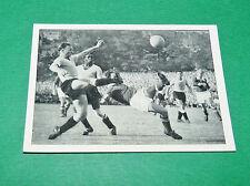 KOSMOS N°58 ÖSTERREICH URUGUAY PROBST COUPE MONDE 1954 WM54 FOOTBALL PANINI
