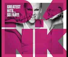 Pink: Greatest Hits... So Far! (CD) Album New