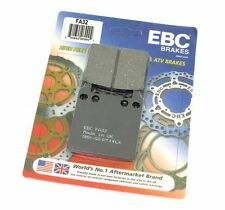 EBC Organic Rear Brake Pads - FA32 - Honda CB750F GL1000 Goldwing 43211-431-673