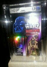 Star Wars Princess Leia in Boushh Disguise sote collection 1 error afa 7.5y