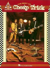 Best of Cheap Trick Sheet Music Guitar Tablature NEW 000690043