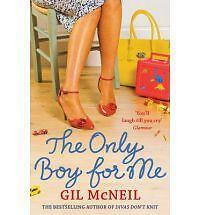 Only Boy for Me, By Gil McNeil,in Used but Acceptable condition