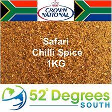 Crown National Safari Chili Bites 1KG Biltong Hersteller Trockenfleisch Gewürze