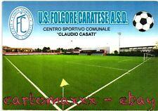 Carate Verano Brianza, Monza - Stadio Campo Sportivo - Non Viaggiata - SC253