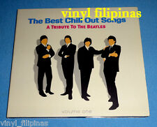PHILIPPINES:THE BEST CHILL OUT SONGS - TRIBUTE TO THE BEATLES CD,RARE,Jazz,