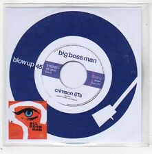 (GE266) Big Boss Man, Cimson 6T's - 2014 DJ CD