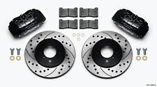 Honda Civic,Acura Integra,Civic Del Sol,DPHA Front Calipers and Rotors Wilwood ~