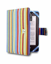 "LENTE Designs ® Amazon Kindle e 6 ""Paperwhite Kindle protezione in Siena strisce"