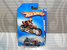"2009 HOT WHEELS  ""DREAM GARAGE'' #154 = CANYON CARVER  = BLACK"