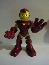 Ironman 2010 Super Hero Squad Talking Light Up Action Figure