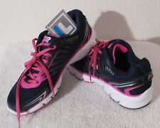 NWT Fila Maranello Womens Running/Training Shoes 9 Navy/Pink/White MSRP$70