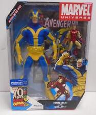 Marvel Universe: Iron Man With Goliath Action Figure Set (2009) Hasbro New