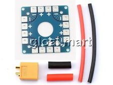 Power Battery ESC Distribution Board with XT60 connector for Multicopter ~G72