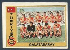 PANINI EURO 77 #283-TURKEY-TURKIYE-GALATASARAY TEAM PHOTO