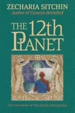 The 12th Planet Bk. 1 by Zecharia Sitchin (1991, Hardcover, Reprint)