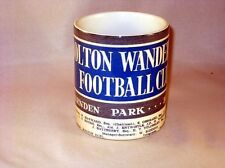 Bolton Wanderers Football Programme Collectors Great New MUG