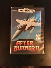 After Burner II (Sega Genesis, 1990)