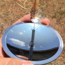 Outdoor Camping Hiking Gear Solar Fire Spark Starter Survival Emergency Tool